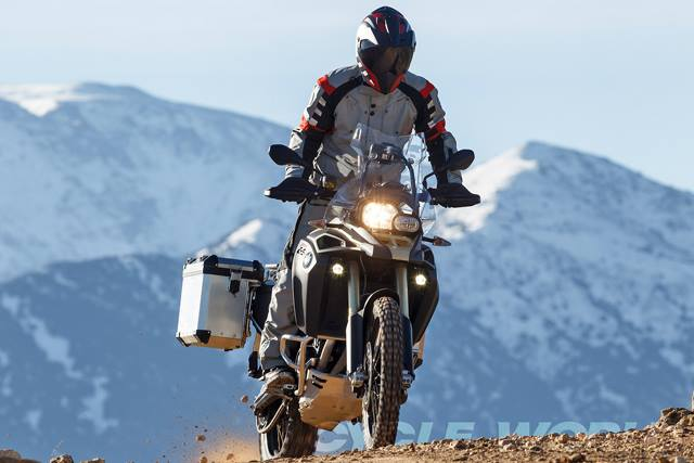 BMW F800GS 2014 xung dang voi ten goi Adventure - 11