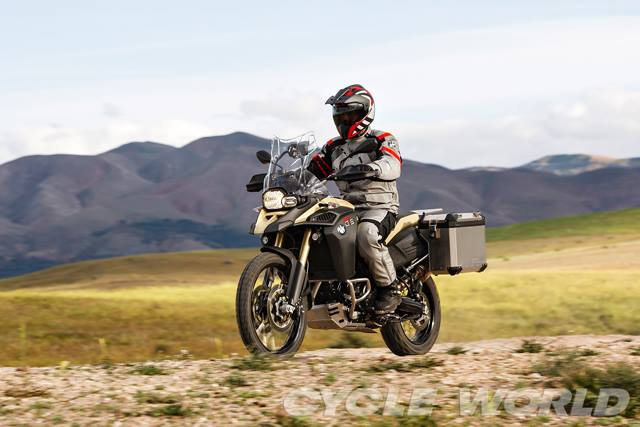 BMW F800GS 2014 xung dang voi ten goi Adventure - 15