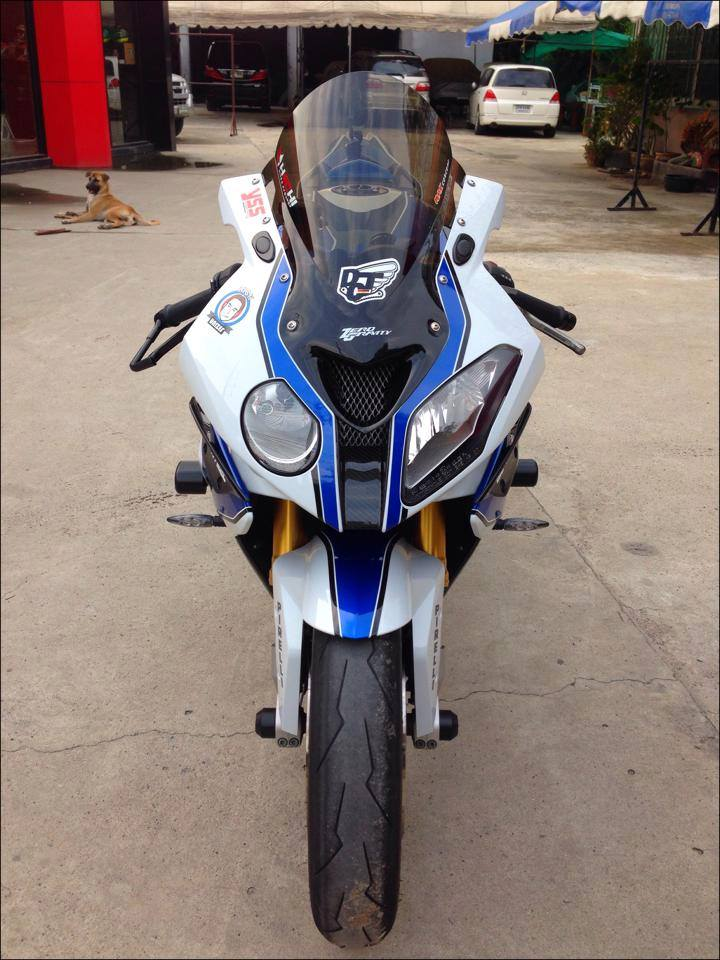 BMW HP4 ben Thai that tuyet voi - 2