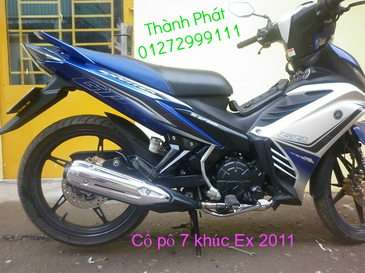Po do Po kieu Co po 7 khuc AHM Akrapovic Yoshimura SC Project 2 Brother MIVV YYPANG Leov - 4