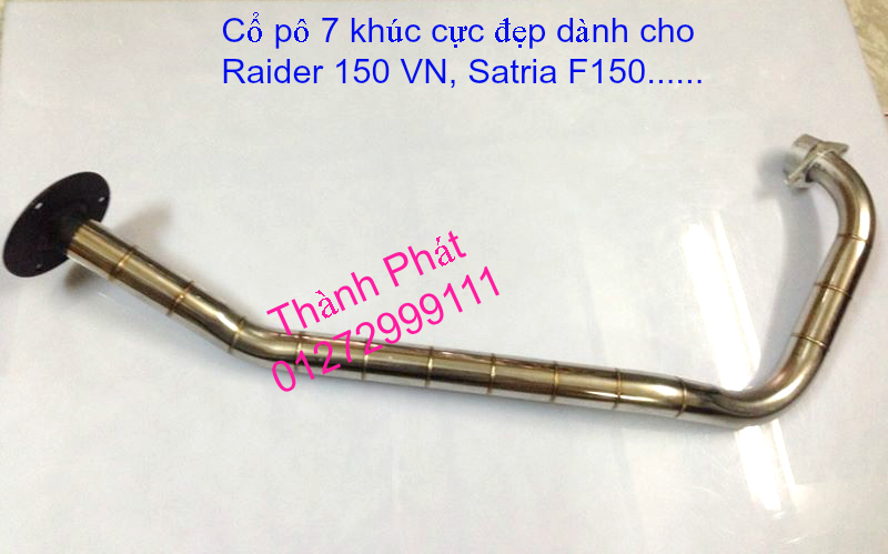 Do choi cho Raider 150 VN Satria F150 tu AZ Up 992015 - 12