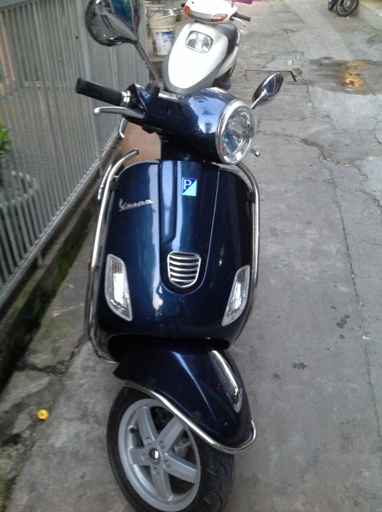 Can ban Vespa LX 125 3v ie 62013 BS Long Anngay chu