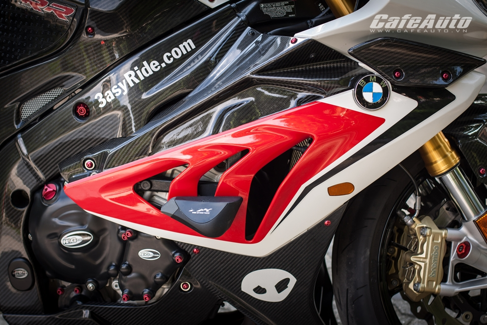 Can canh BMW S1000RR 2014 do cuc khung tai Ha Noi - 9