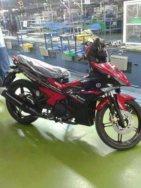 Co phai day la exciter 150 - 2