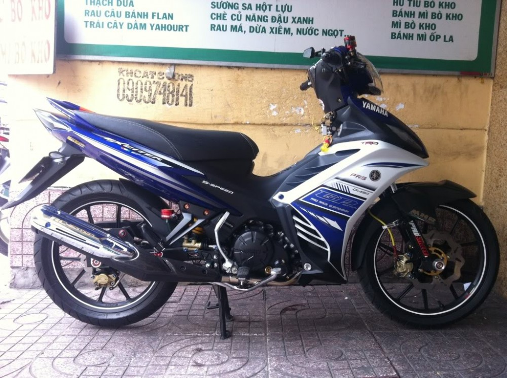 Exciter GP tam huyet cua ong anh - 3