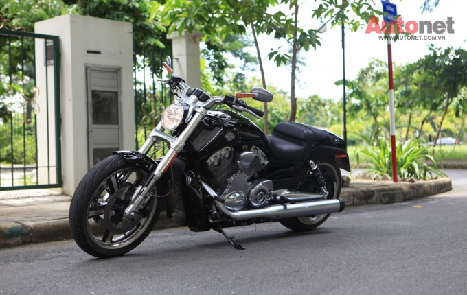 HarleyDavidson Vrod Muscle 2014 chiec xe cruiser manh nhat the gioi