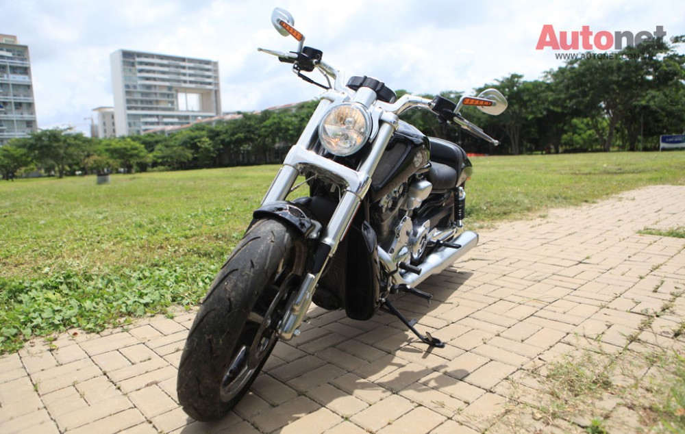 HarleyDavidson Vrod Muscle 2014 chiec xe cruiser manh nhat the gioi - 8