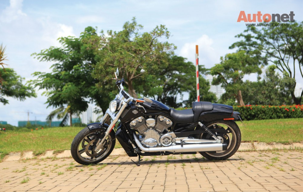 HarleyDavidson Vrod Muscle 2014 chiec xe cruiser manh nhat the gioi - 9