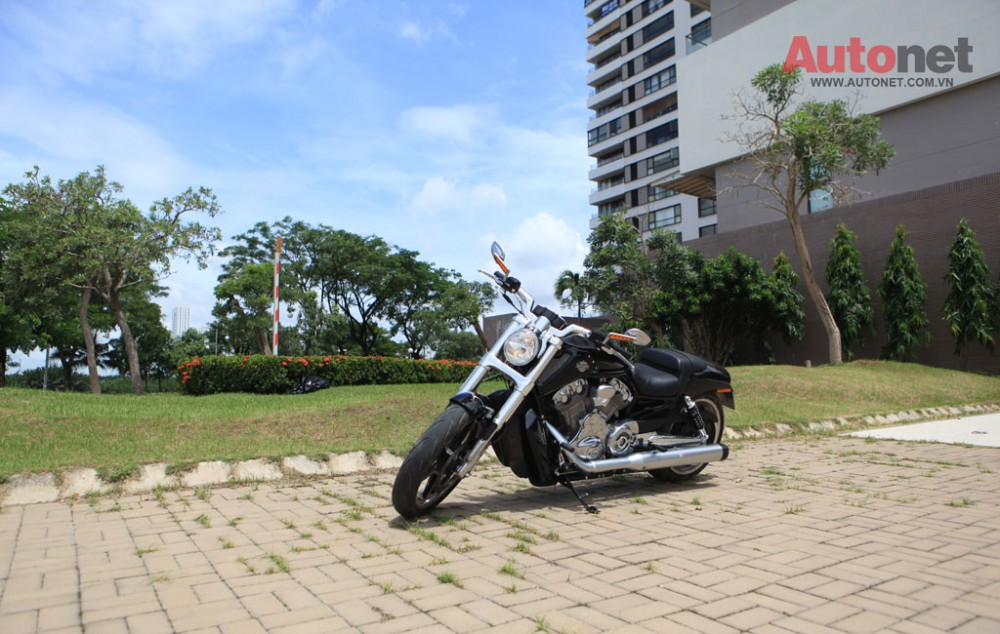 HarleyDavidson Vrod Muscle 2014 chiec xe cruiser manh nhat the gioi - 10
