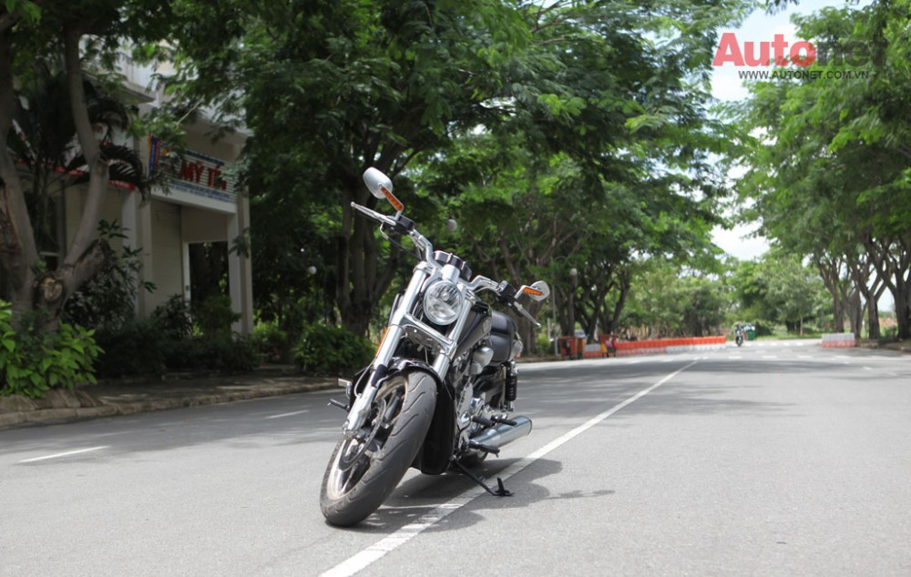 HarleyDavidson Vrod Muscle 2014 chiec xe cruiser manh nhat the gioi - 11