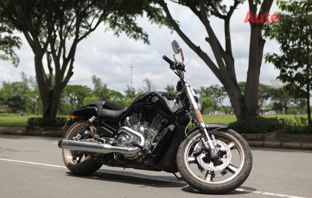HarleyDavidson Vrod Muscle 2014 chiec xe cruiser manh nhat the gioi - 12