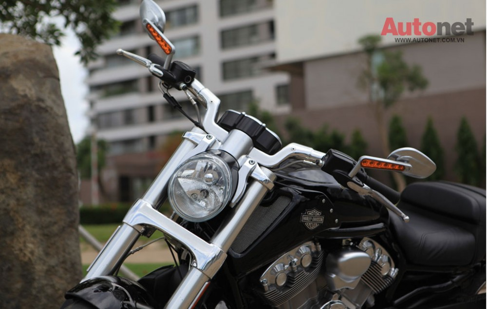 HarleyDavidson Vrod Muscle 2014 chiec xe cruiser manh nhat the gioi - 13