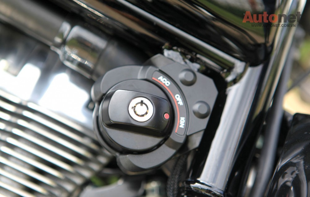 HarleyDavidson Vrod Muscle 2014 chiec xe cruiser manh nhat the gioi - 23