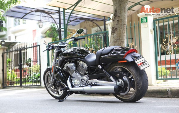 HarleyDavidson Vrod Muscle 2014 chiec xe cruiser manh nhat the gioi - 2