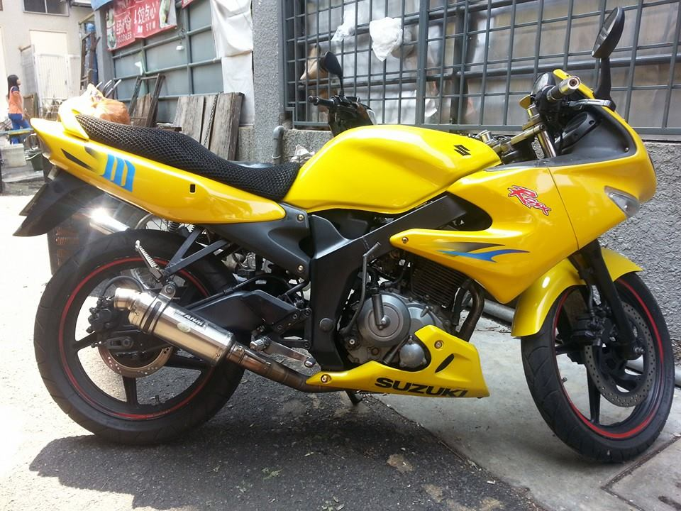 Hinh anh Suzuki FXR150 cong suat 21 ma luc tai dat me - 6
