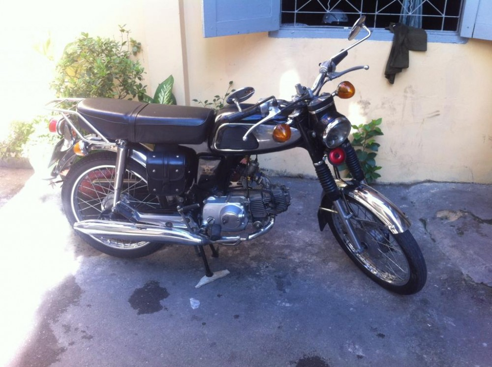 Honda 67 long lanh may bao chat