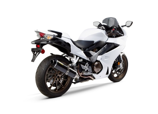 Honda VFR800 Interceptor 2014 do po S1R lam tang ma luc - 3