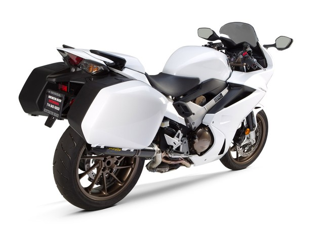 Honda VFR800 Interceptor 2014 do po S1R lam tang ma luc - 4