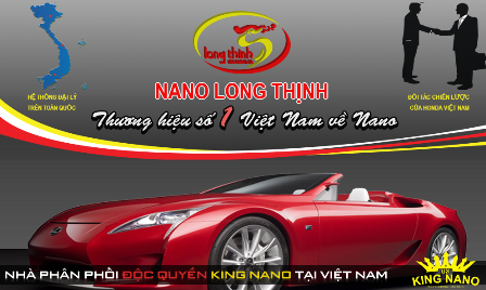 SAN PHAM KING NANO PHU BONG BAO Ve SON XE MAY XE O TO