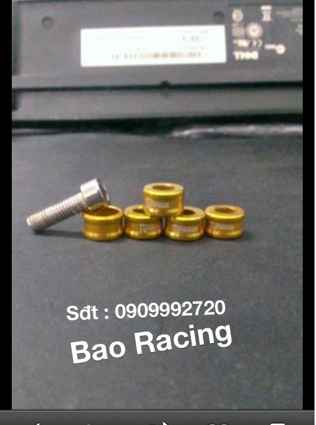 Shop online Bao racing chuyen oc long den thailan
