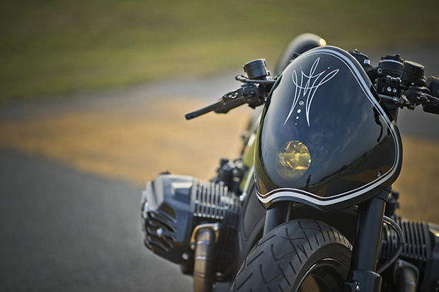 Ban BMW R NineT Highway Fighter - 2