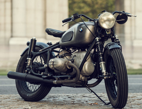 BMW R69S do Cafe racer danh dau cho su tro lai day an tuong - 3