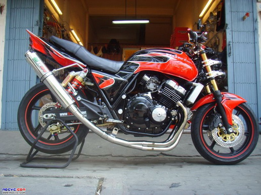 CB400SF do cua kspeed