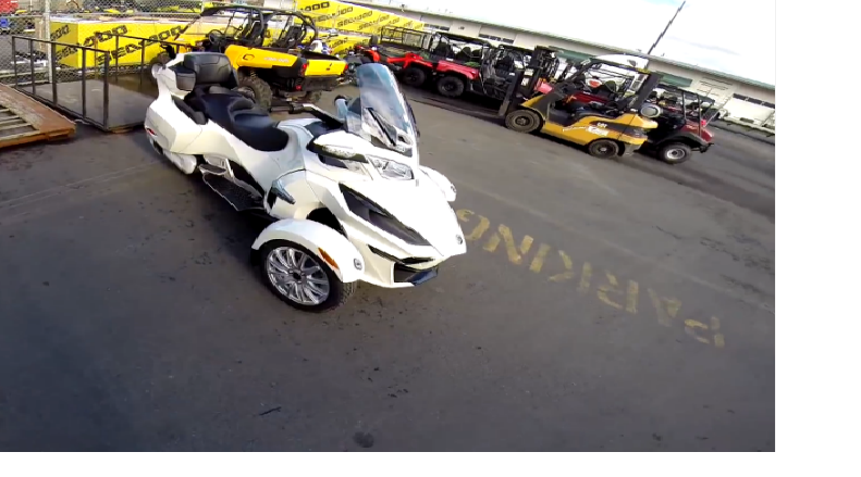 clip test ride canam 2014 - 2