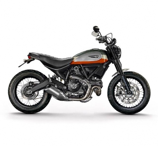 Co hoi cho tin do tai Viet Nam so huu Ducati Scrambler - 2