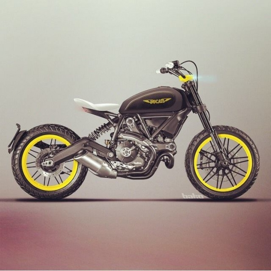 Co hoi cho tin do tai Viet Nam so huu Ducati Scrambler - 3