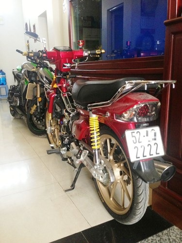 Dream chien 4 quy 2 sanh vai cung CBR1000RR - 10