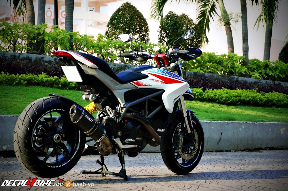 Ducati Hypermotard RB Version dam chat choi - 10