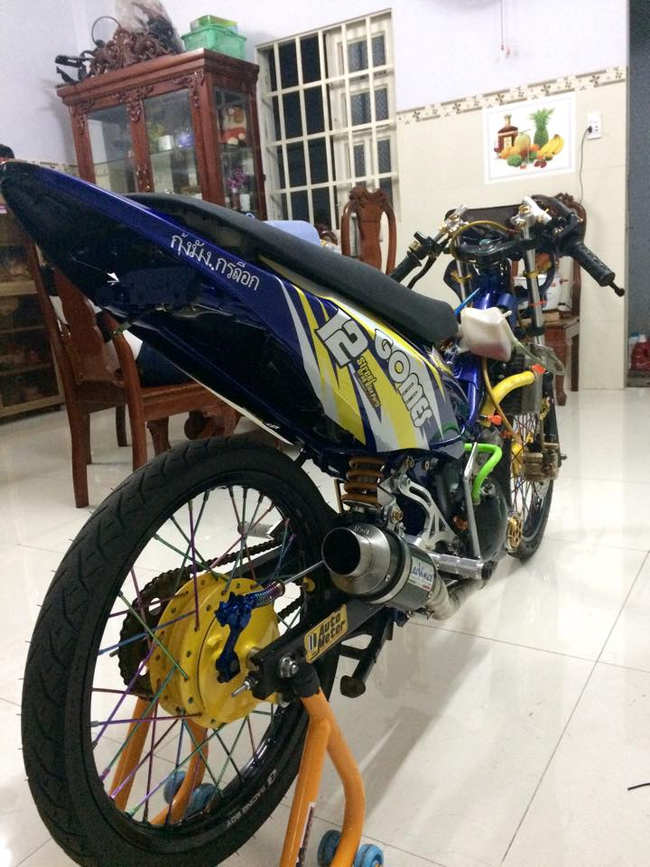 Exciter drag cuc chat cua Gomes - 3
