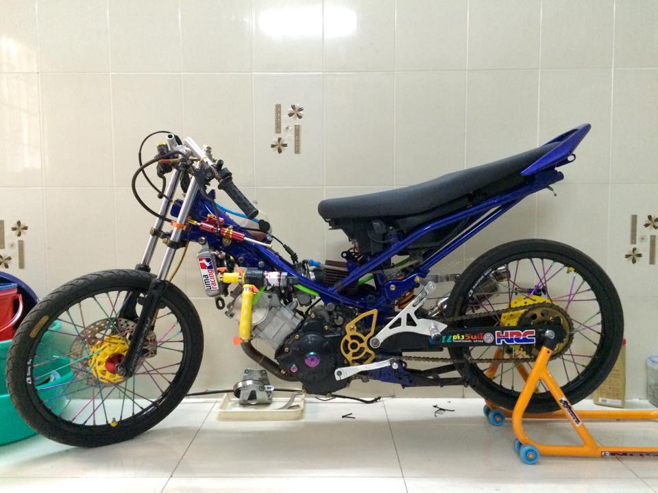 Exciter drag cuc chat cua Gomes - 4