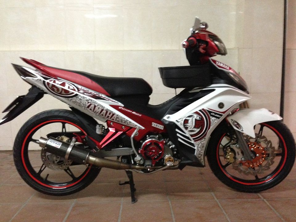 Exciter mem full Racing Boy - 5