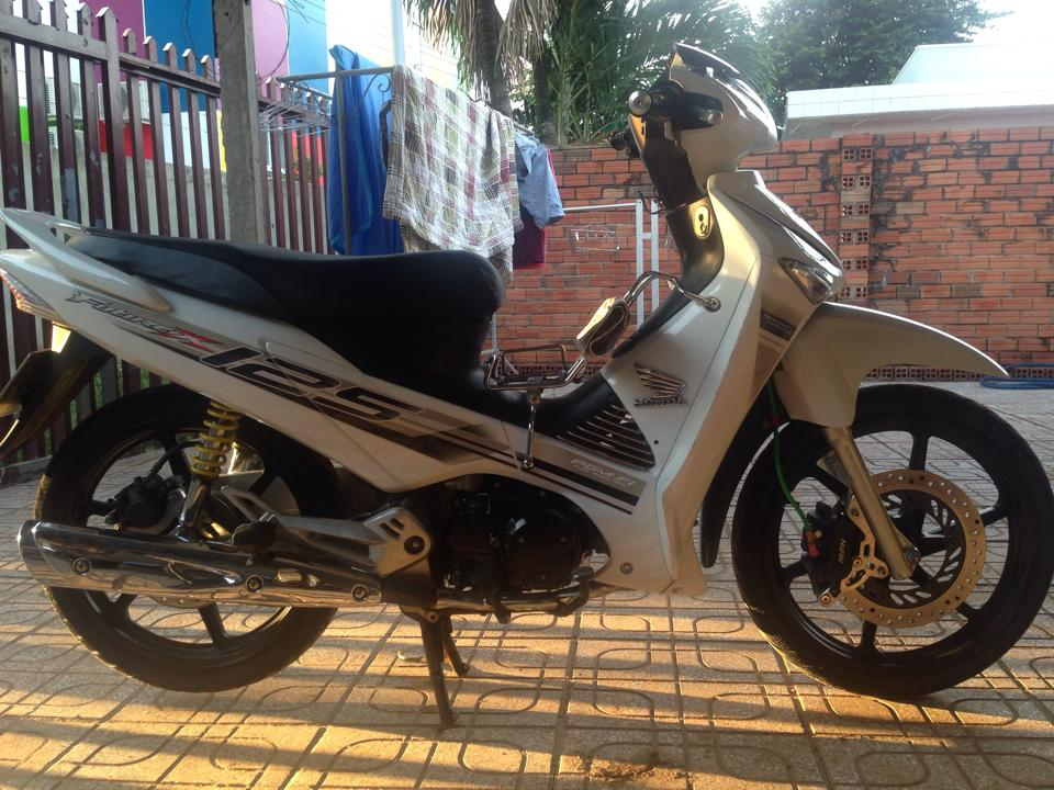 Future neo GT 2006 do Full thanh wave 125i thai