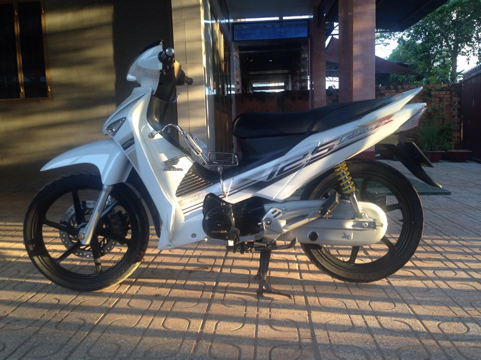 Future neo GT 2006 do Full thanh wave 125i thai - 3