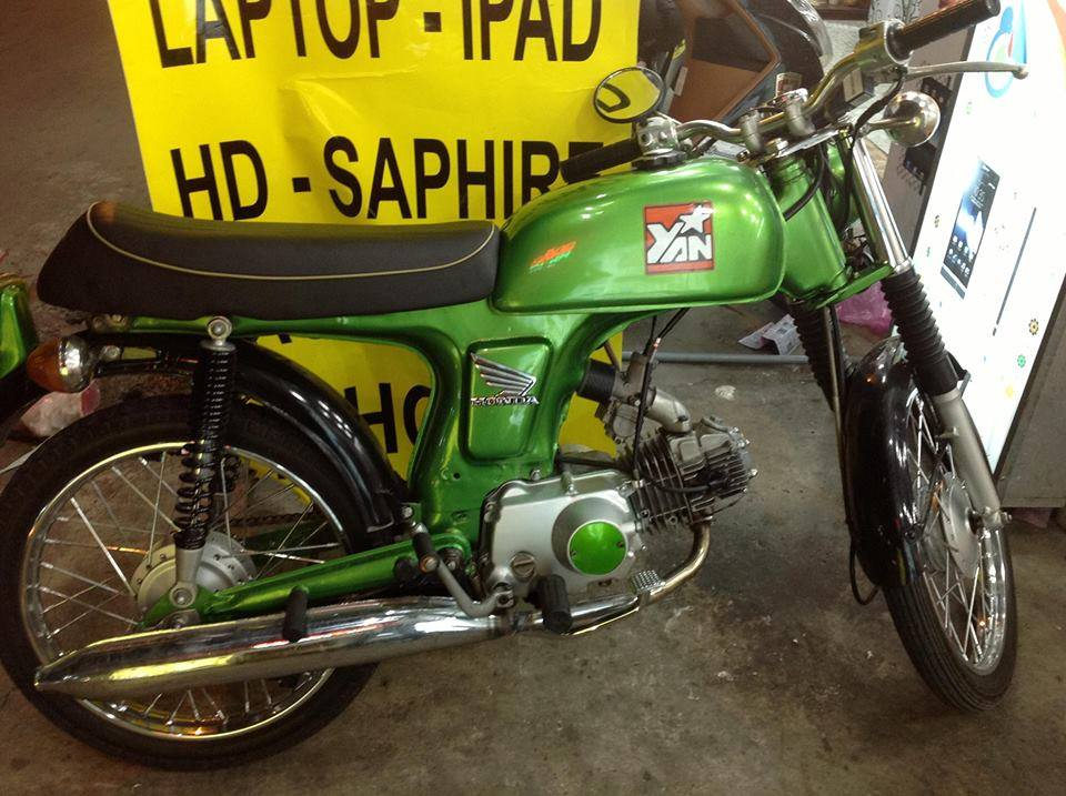 Honda 67 do mau xanh z1000 cuc chat