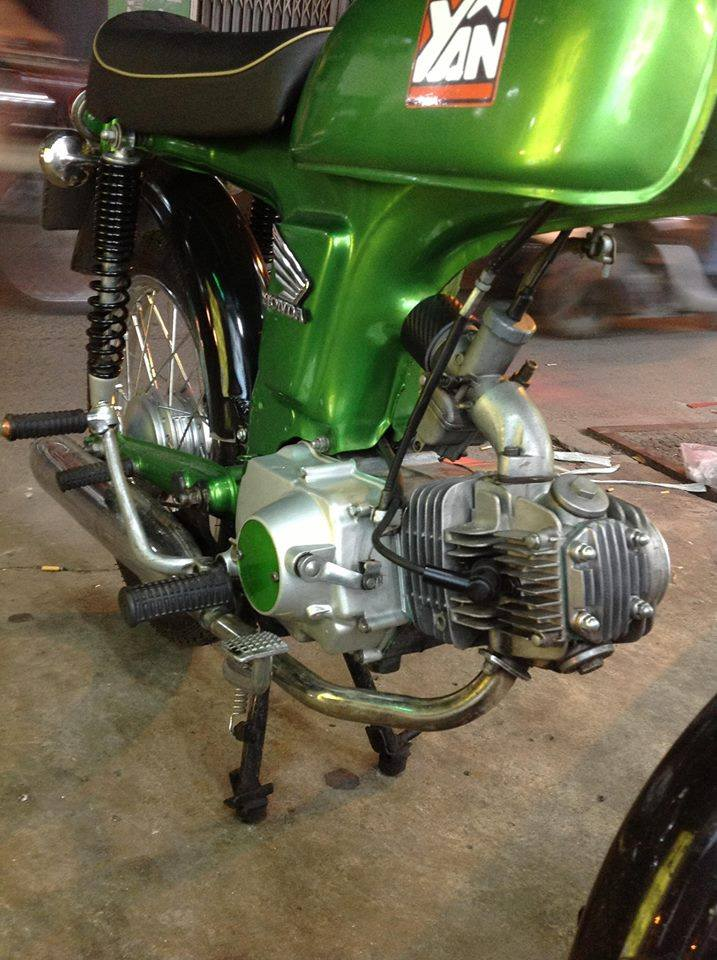 Honda 67 do mau xanh z1000 cuc chat - 2
