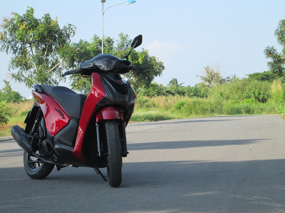 Honda SH do do Candy dep lung linh - 6