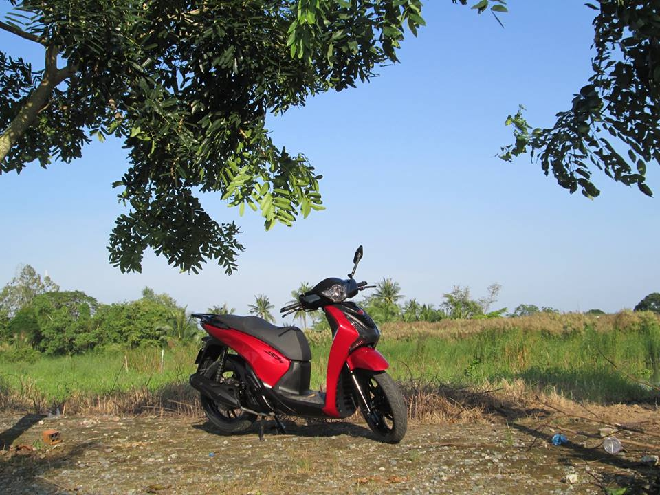 Honda SH do do Candy dep lung linh - 8
