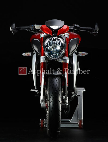 Lo anh MV Agusta Dragster RR hoan toan moi truoc ngay ra mat - 6
