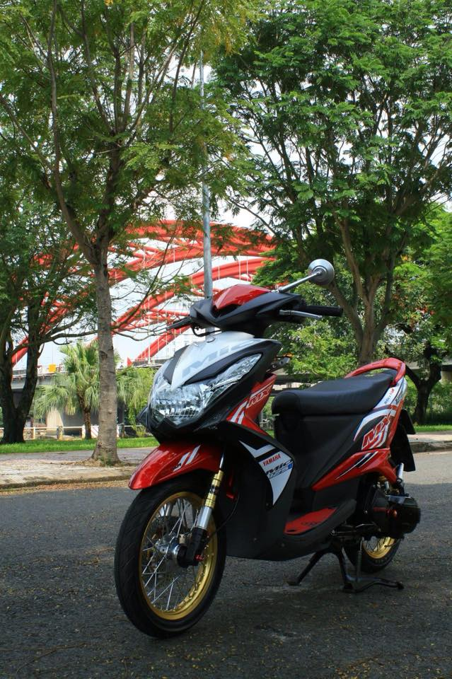 Mio do full giap 125 cuc chat - 6