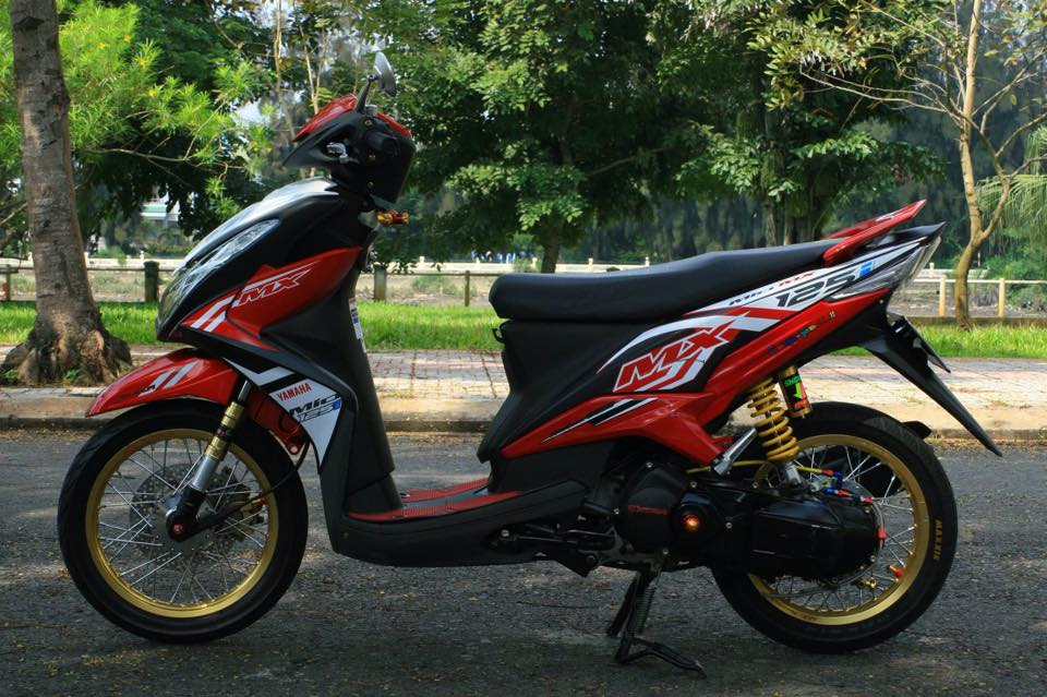 Mio do full giap 125 cuc chat - 8