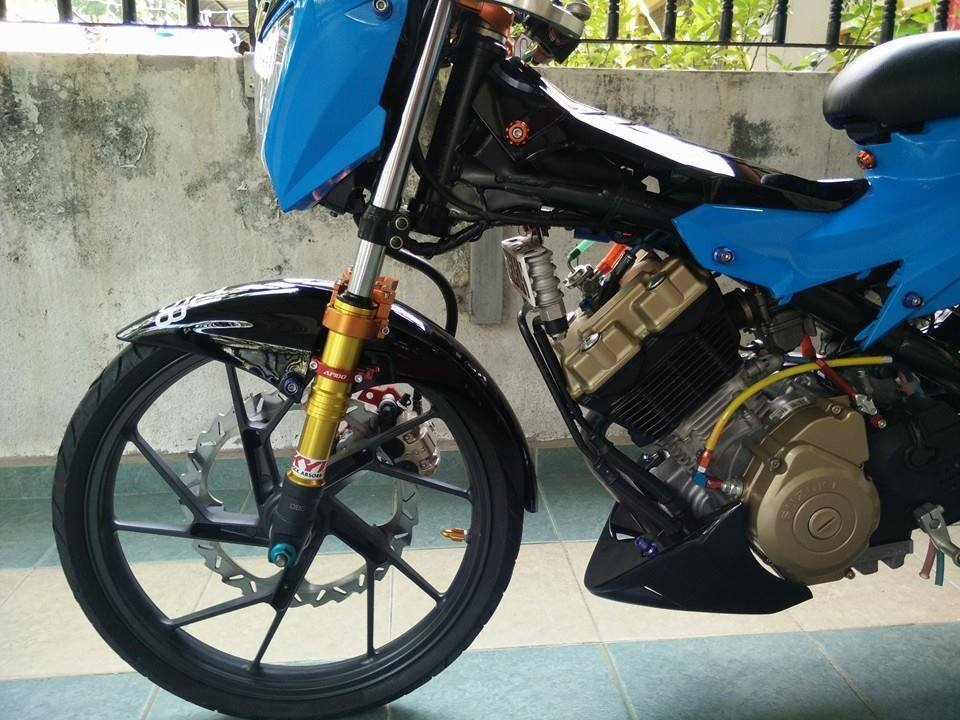 Suzuki Raider cuc chat khi choi full do Racingboy - 3