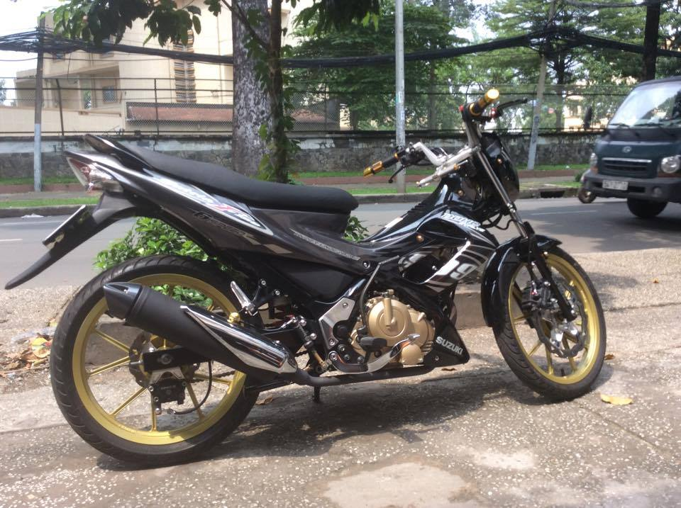 Suzuki Satria F150 it do nhe