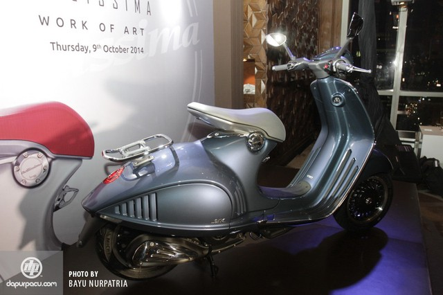 Vespa 946 Bellissima vua ra mat Indonesia voi gia re hon 70 trieu dong so voi VN - 3