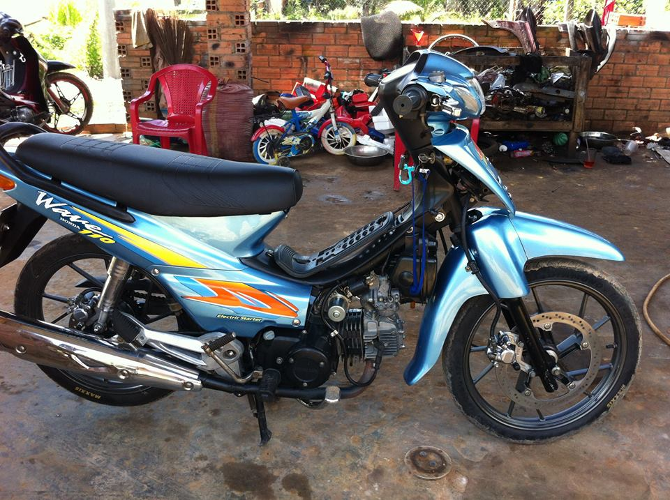 Wave don nhe phong cach cu - 2