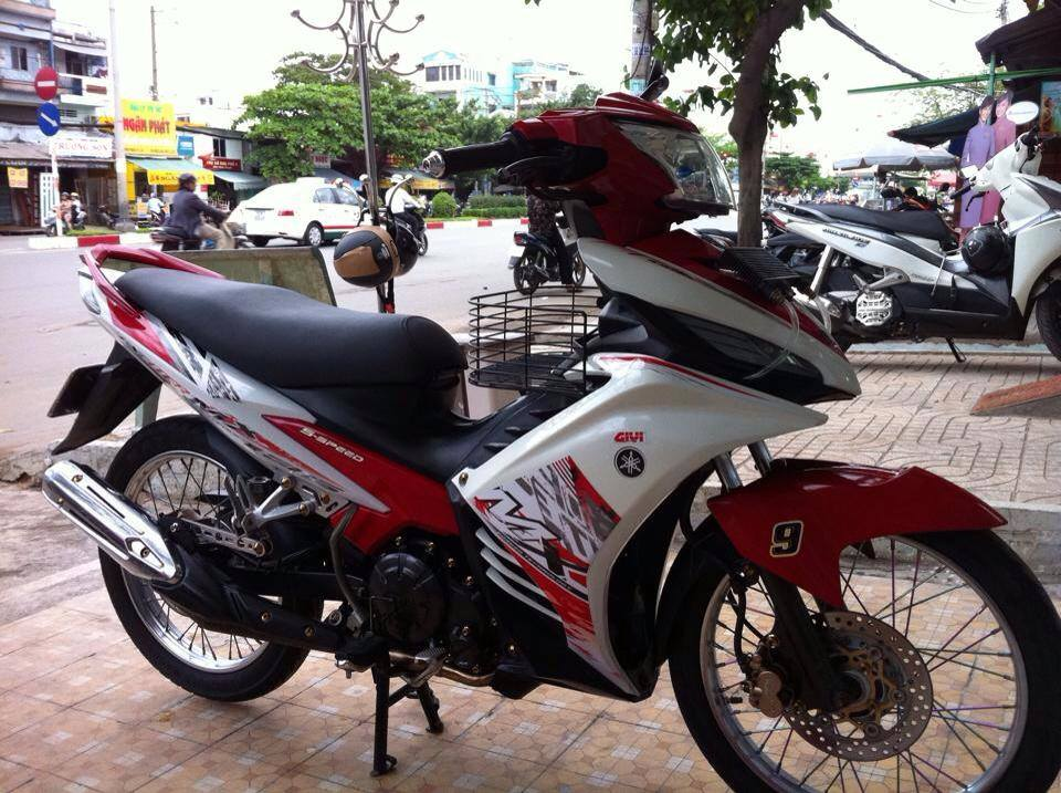 Lai mot xe Cop tai decal4bike ra doi - 2