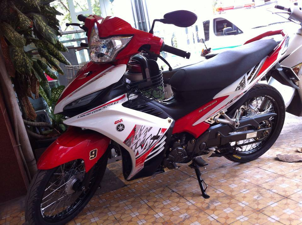 Lai mot xe Cop tai decal4bike ra doi - 3